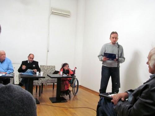 Владица Миленковић у Београду - СКЦ, 2014.