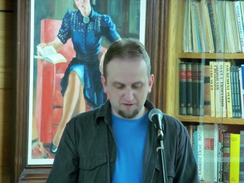Владица Миленковић у Бијељини, 2014.